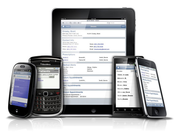 Accessing Legacy Apps on Mobile Devices